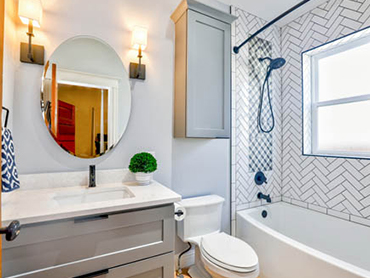 small bathroom remodel in chicago